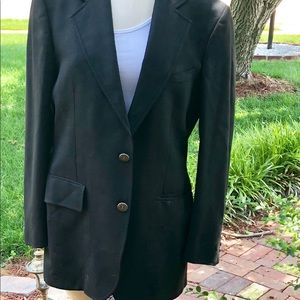 Other - Men's Black Sportcoat